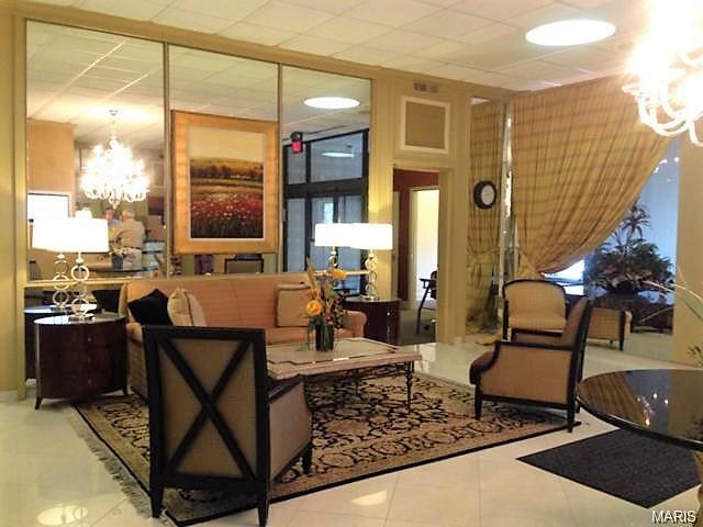 Lobby Executive House