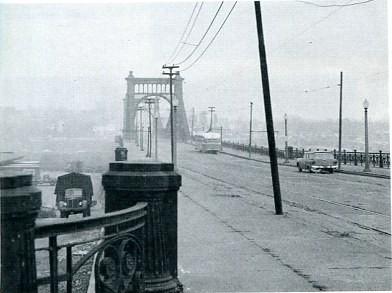 Grand Avenue -Last Streetcar Line...