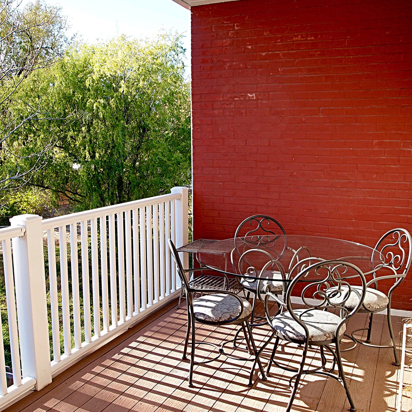 Outdoor Living | Covered Deck
