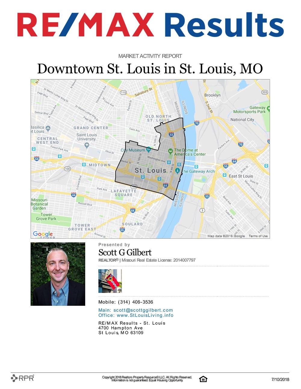 St Louis Real Estate Downtown Market Watch