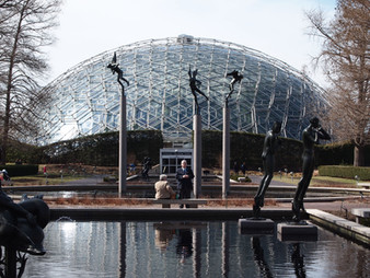 The Climatron - Missouri Botanical Garde