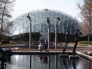 Missouri Botanical Garden | St Louis | Climatron