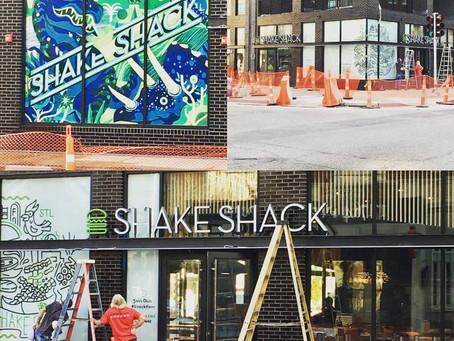 Shake Shack - Opening December 11th!