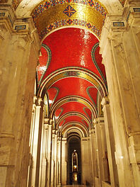 Cathedral-Basilica St Louis | Mosaics | CWE