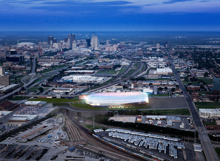 Bring MLS Soccer to St Louis!