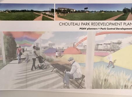 Chouteau Park Reimagined