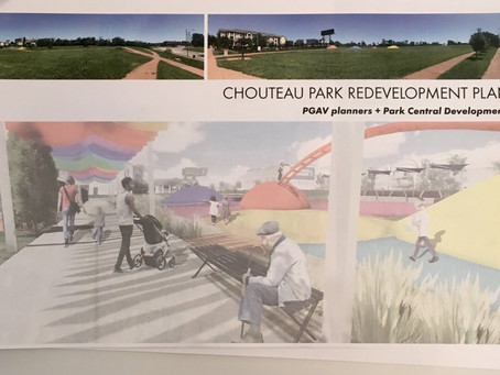 Chouteau Park Reimagined