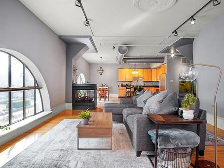 Maison Loft For Sale | Check out the View!