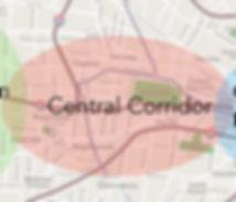 St Louis Central Corridor Map | www.stlouisliving.info