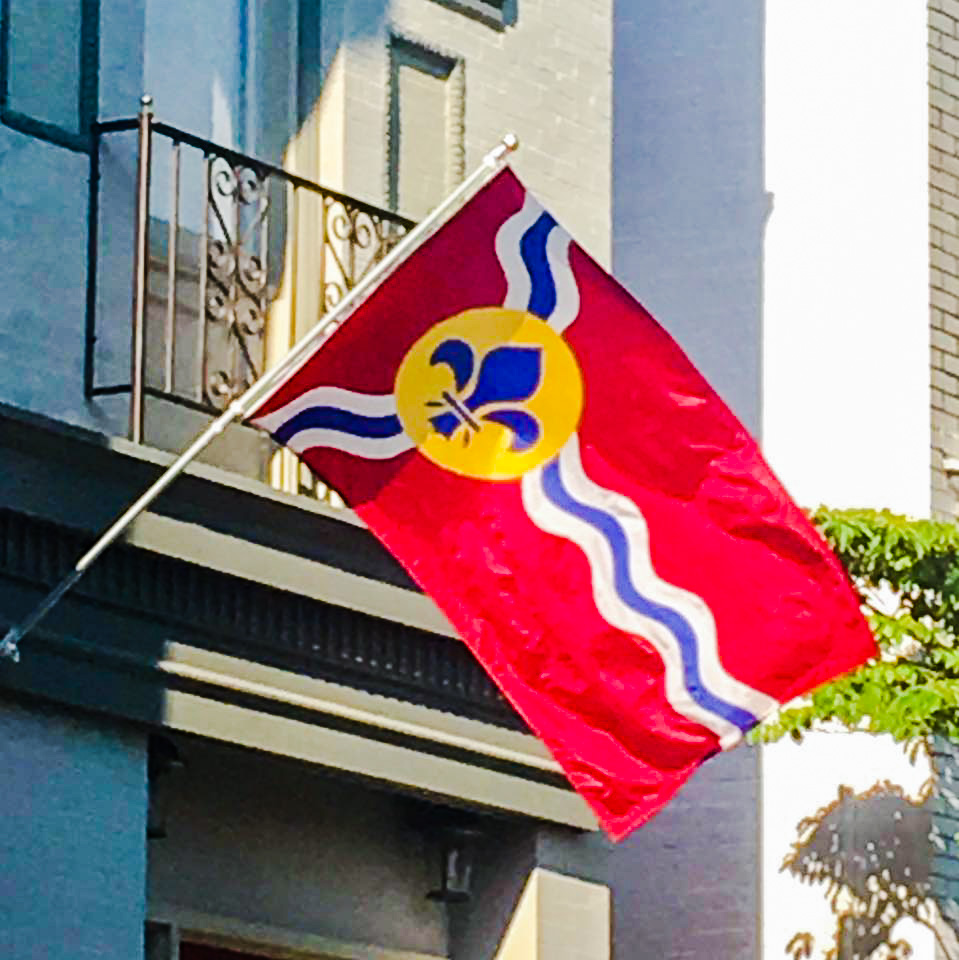 St Louis Flag | Maryland Ave