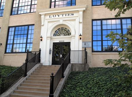 CWE Spotlight - The Luyties Building