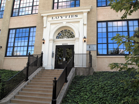 CWE Spotlight - The Luyties Building