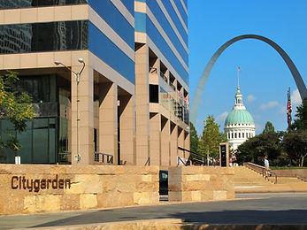 City Garden | St Louis | Sculpture Park | Dowtown