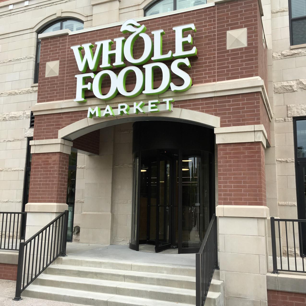 Whole Foods - Euclid & West Pine