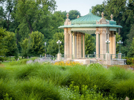 Forest Park - Best City Park in USA!
