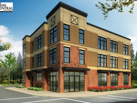 The Grove is Getting Another Mixed Use Infill Project - Taylor & Chouteau