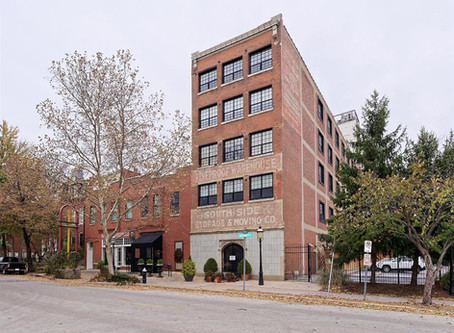 Unique Loft Home | Benton Park - Soulard