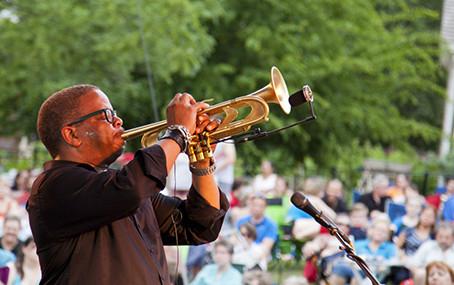 Jazz in June - Whitaker Music Festival