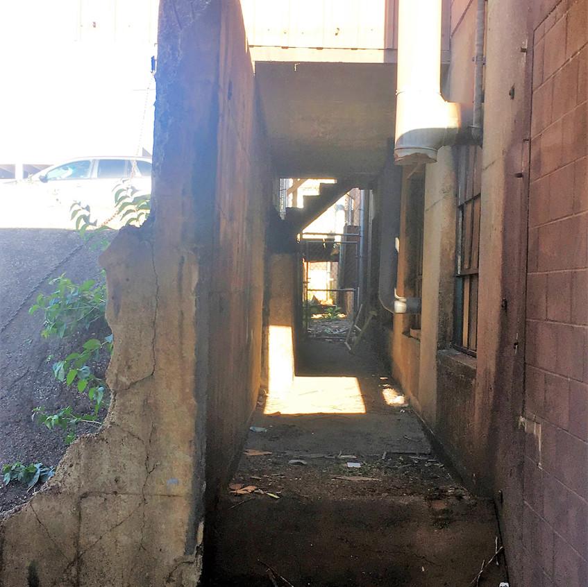City Foundry - Sidwalk