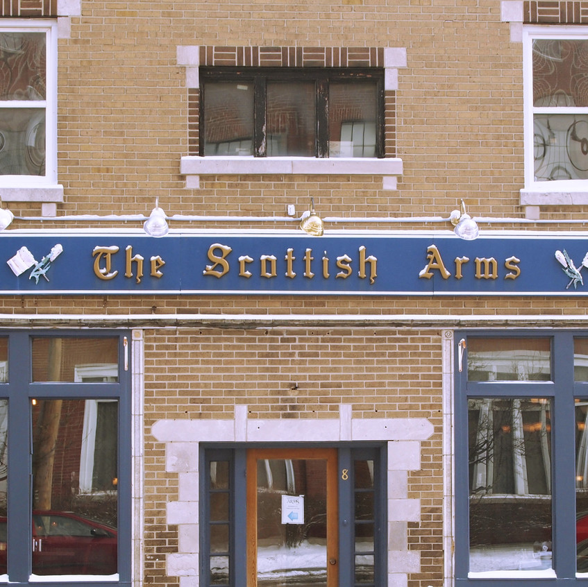 The Scottish Arms