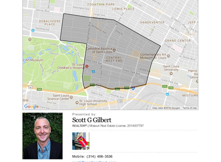 Central West End Monthly Market Report