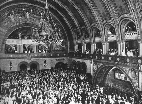 Union Station Anniversary - 1894