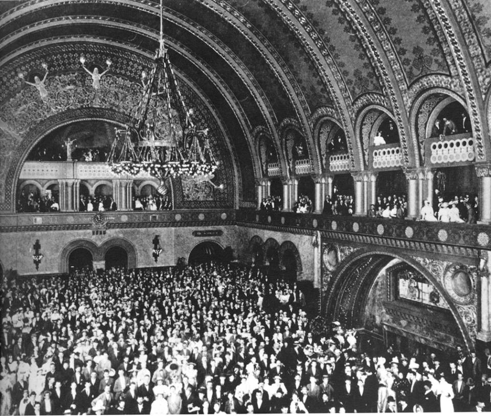 Grand Hall at Union Station, St Louis, MO