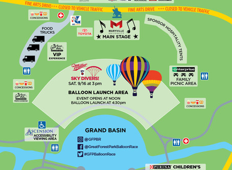 Details For Forest Park Balloon Race!