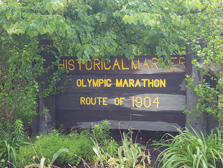 Strange Facts About the 1904 Olympic Marathon - St Louis Trivia!
