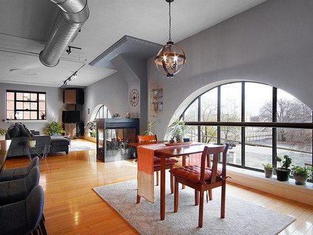 Loft Living | FOR SALE | in the CWE