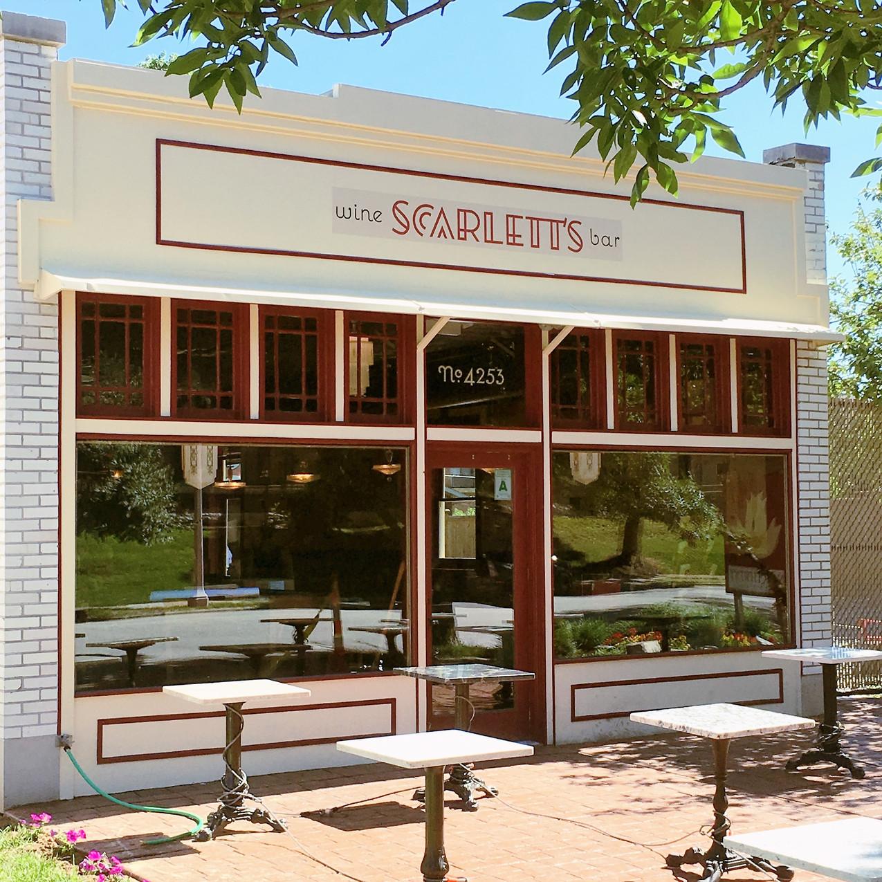 Scarletts Wine Bar