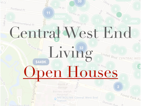 CWE Open Houses | Sun, Nov 6th