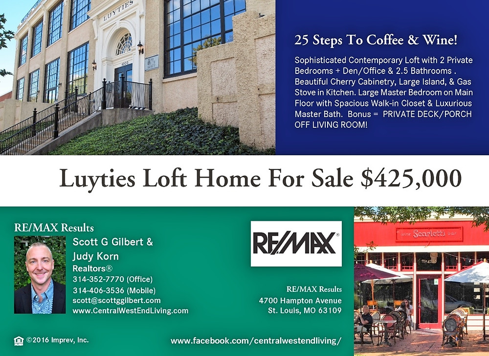 The Luyties Building - Luxury Living in the Central West End 63108