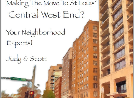 Central West End Neighborhood Experts!
