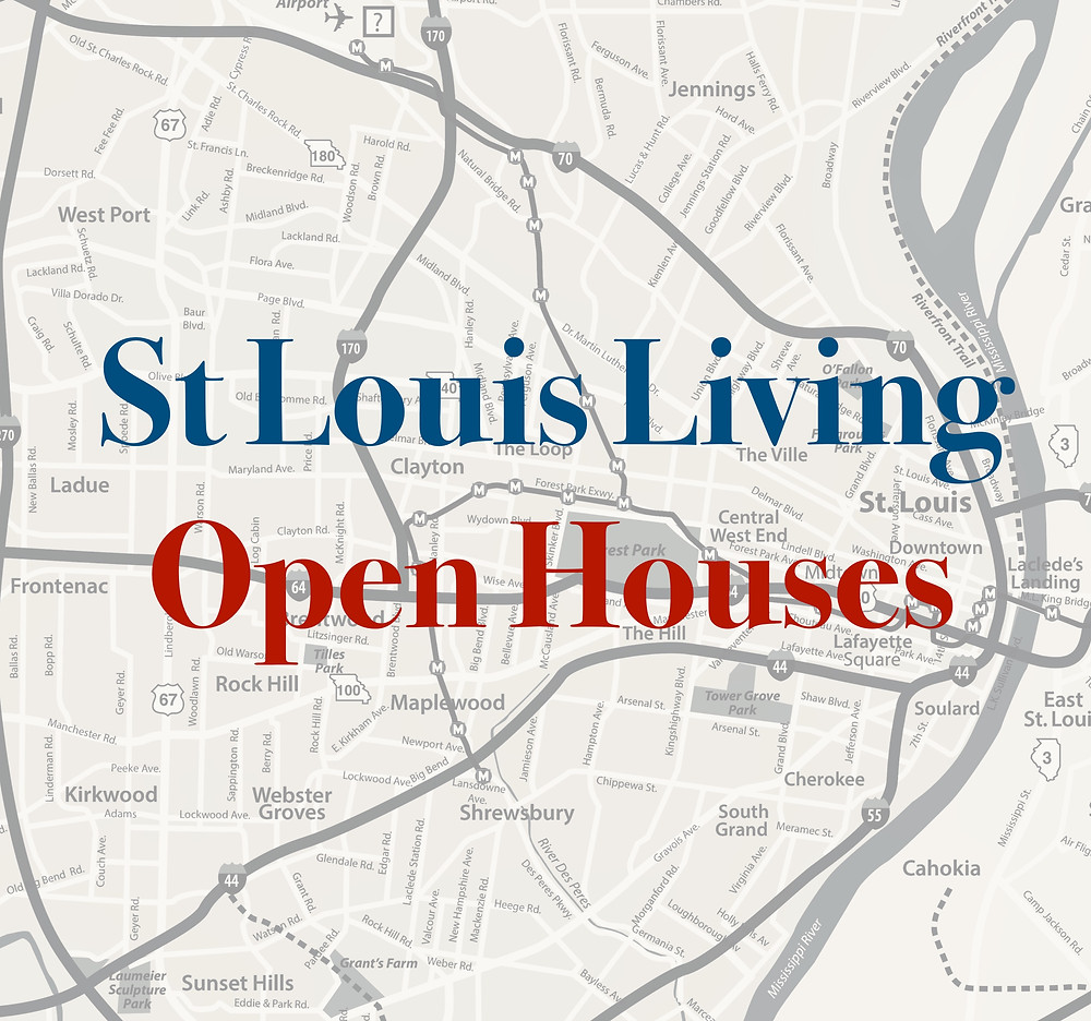 St Louis Living | Open Houses | University City