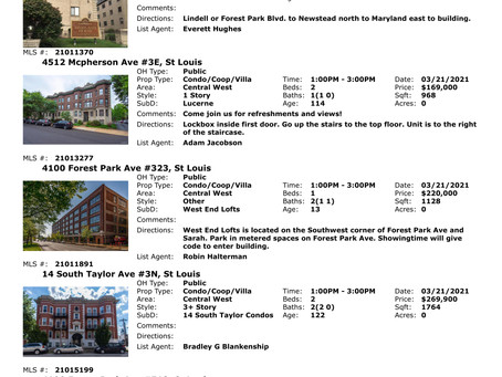 CWE Open Houses | March 21st | Ready to Help!