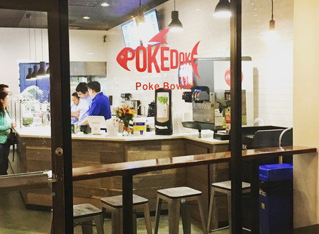 Poke Doke Now Open on Euclid