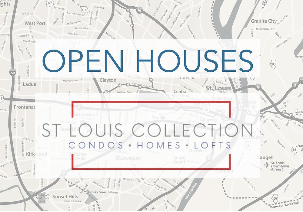 St Louis Living Open Houses