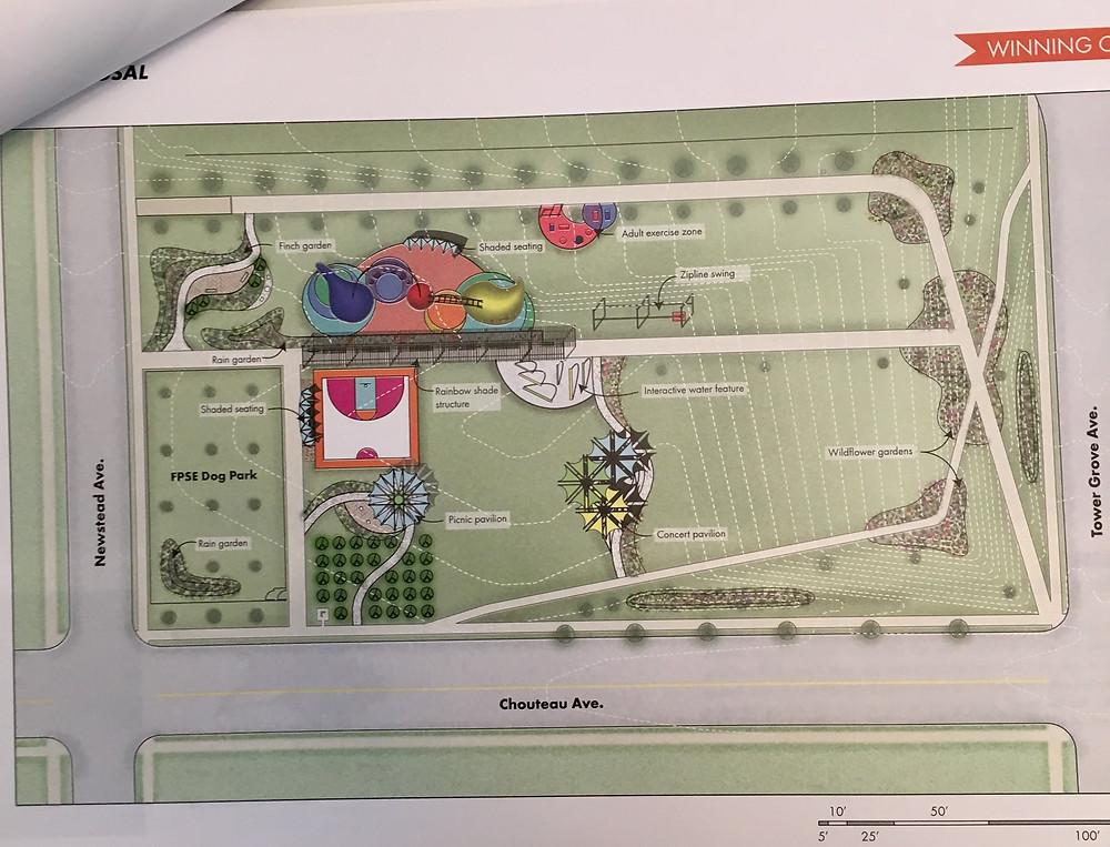 Park Central Development | FPSE | Chouteau Park Redevelopment Plan