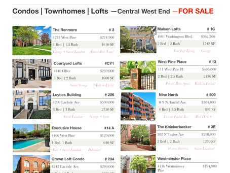 Central West End | Spotlight Homes FOR SALE