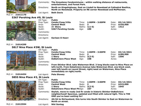 CWE Open Houses | March 13-14 | Ready to Help!