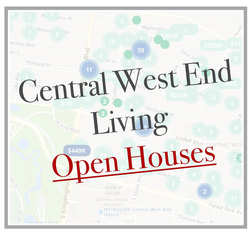 Open Houses | Central West End | 63108