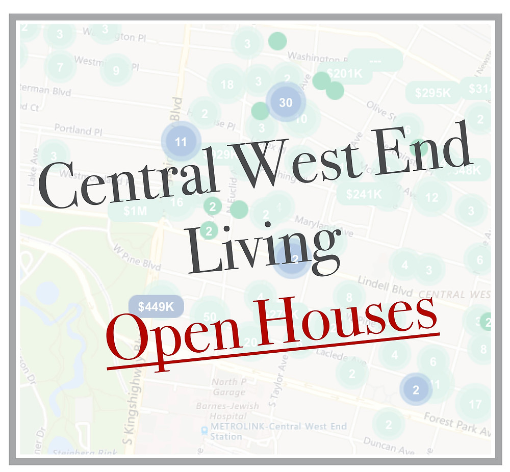 Central West End | Living | Open Houses