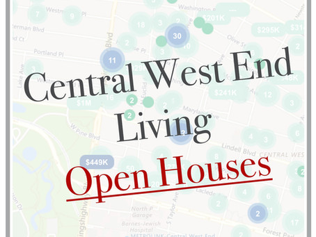 CWE Open Houses | Sun, April 7th