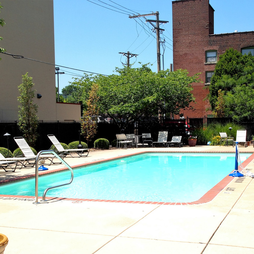 Picture Yourself At The Pool!