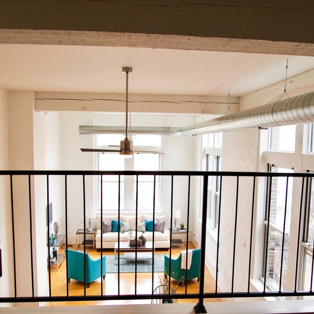 Crown Loft 208   Balcony
