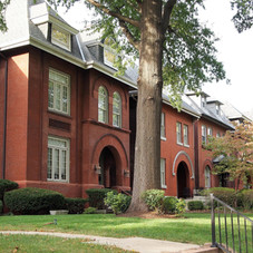 Stately Homes on West Pine