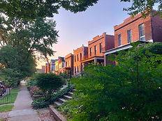 Row Homes | Townhouses | Central West En