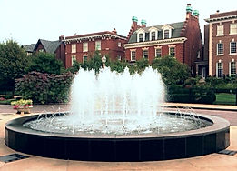 Maryland Plaza Fountain | Central West End