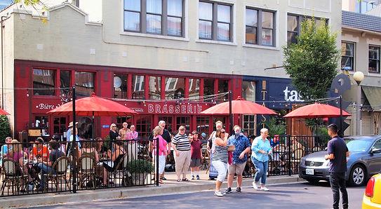Central West End | Cafe Dining | www.stlouisliving.info